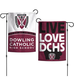 WinCraft DCHS Small Banner Flag