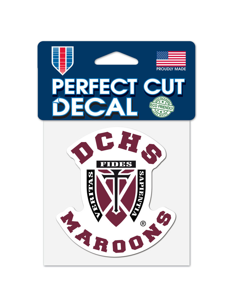 WinCraft Perfect Cut Decal