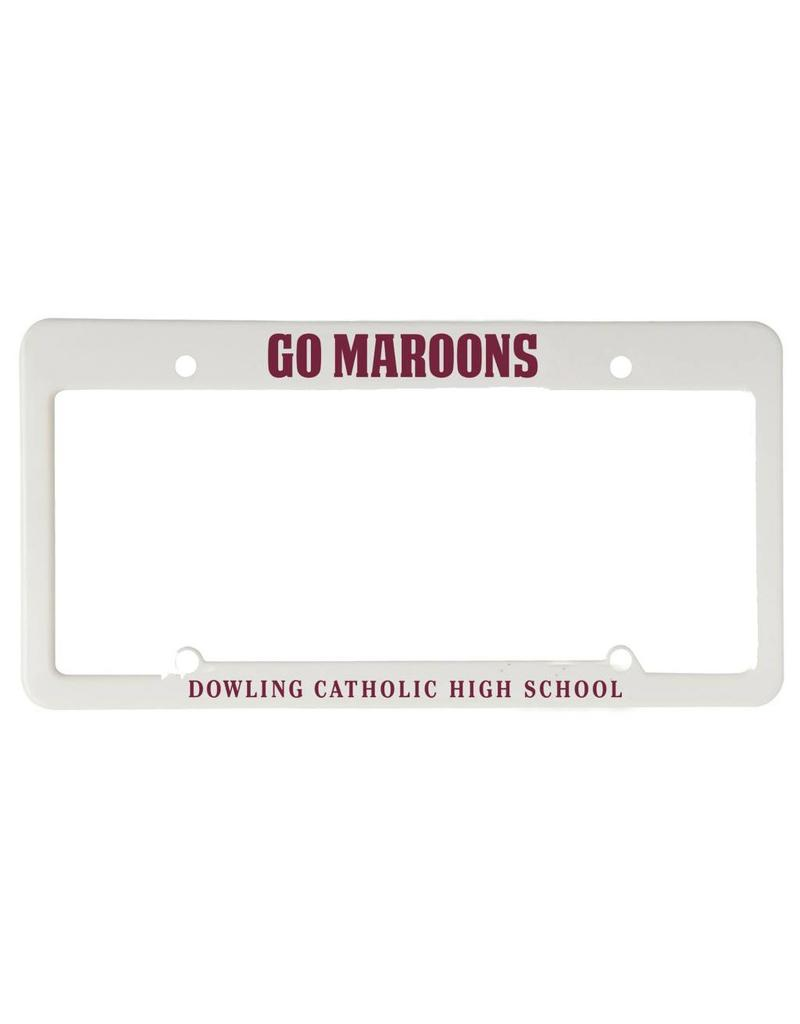 Accessories License Plate Cover