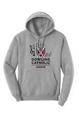 Port & Co. Choir Hooded Sweatshirt
