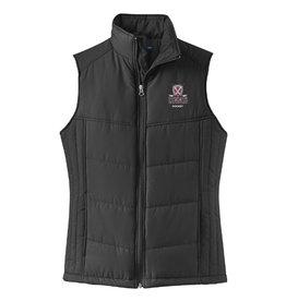 Port & Co. Hockey Ladies Puffy Vest