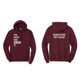 Port & Co. Pep Band Hooded Sweatshirt