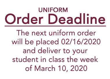 Uniform Items