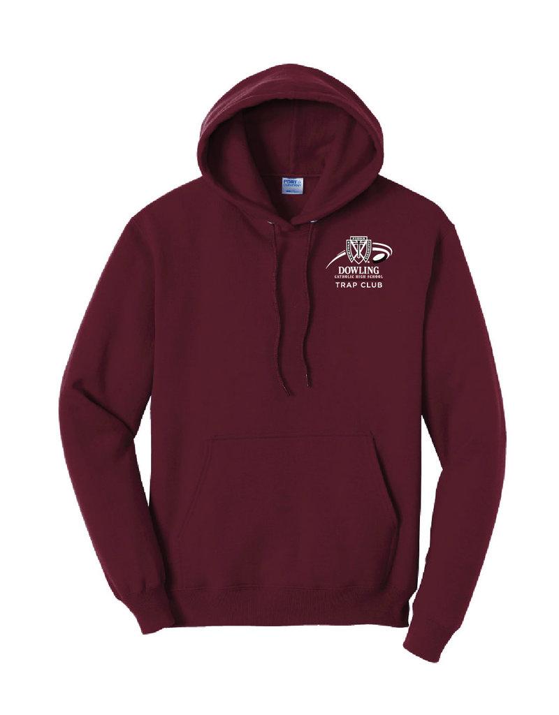 Port & Co. 2020 Trap Club Hooded Sweatshirt