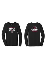 Hane's 2020 Trap Club FUN Hanes Tee - L/S