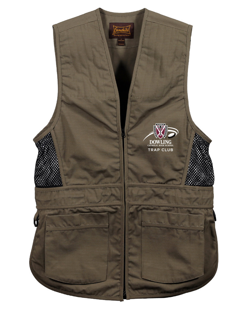 Gamehide 2020 Trap Club Shooting Vest