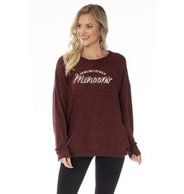 Flying Colors Flying Colors Women's Valerie Haicci Long Sleeve Crew Neck