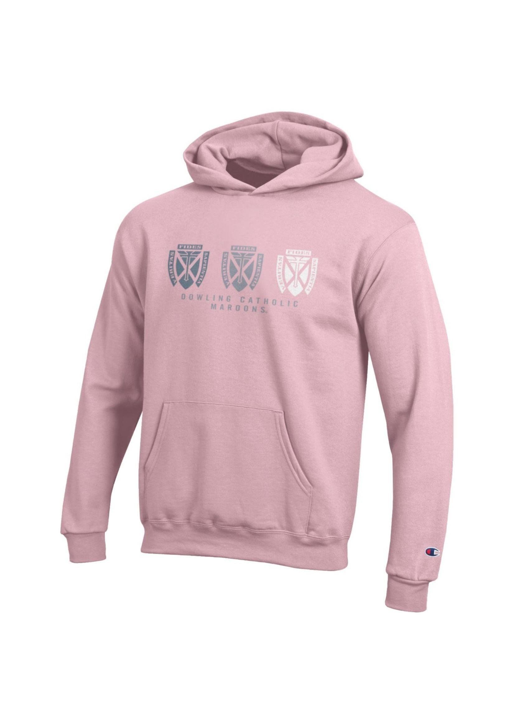 Champion Champion Youth Eco Fleece Pink