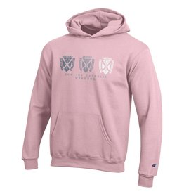 Champion Champion Youth Eco Fleece Pink