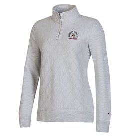 Champion Champion Women's Reverse Weave Quilted 1/4 Zip
