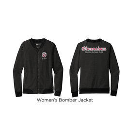 Port Authority Dimensions Bomber Jacket