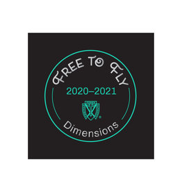 Dimensions 20-21 Commemorative Patch