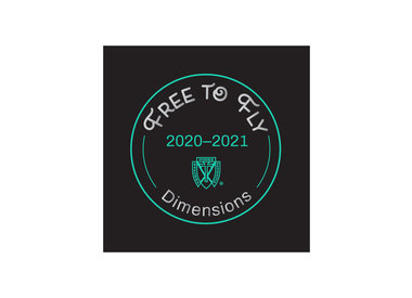 Dimensions Commemorative Patch