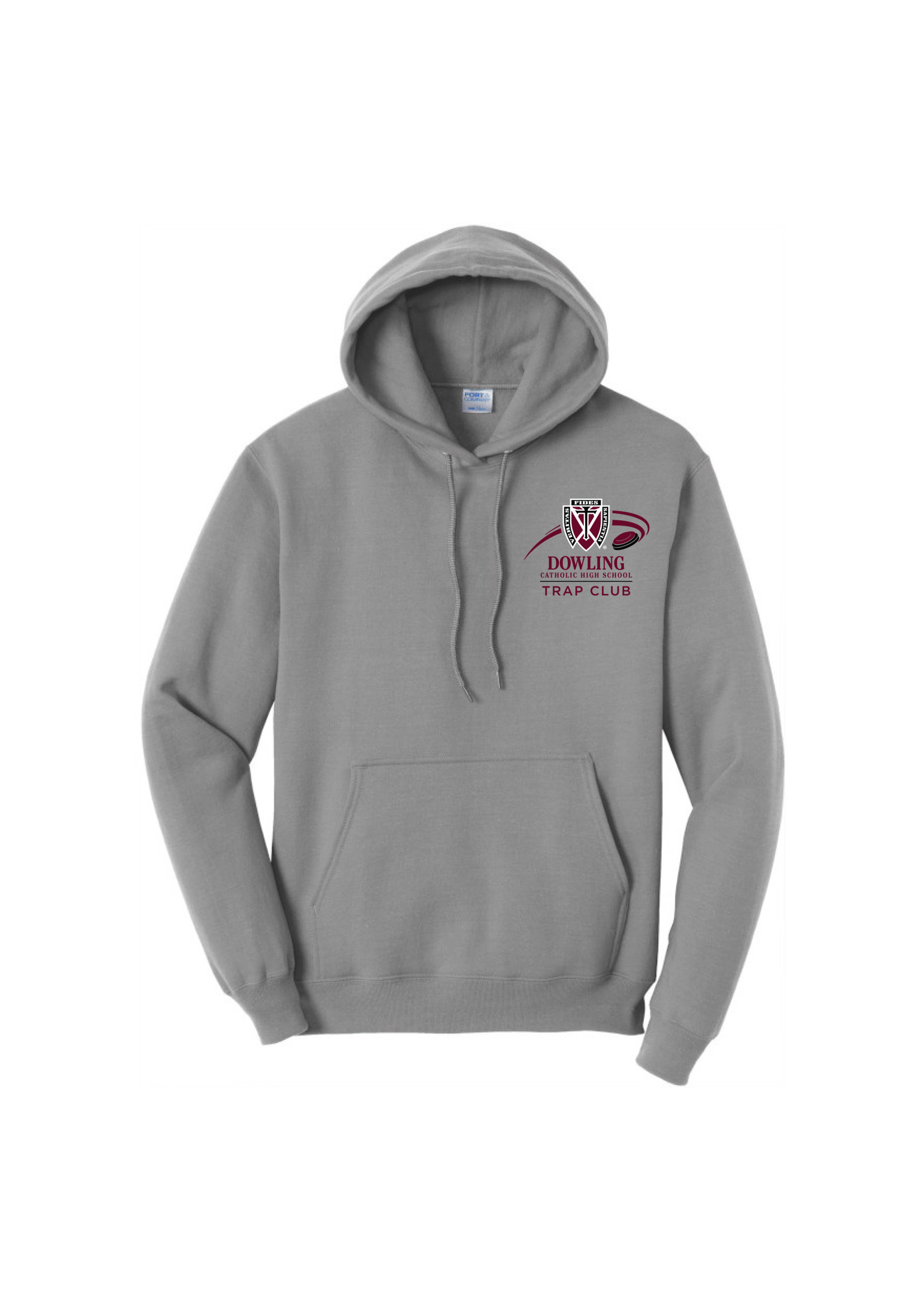 Port & Co. 2021 Trap Club Hooded Sweatshirt