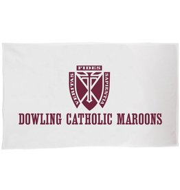 Accessories Dowling Catholic Beach Towel