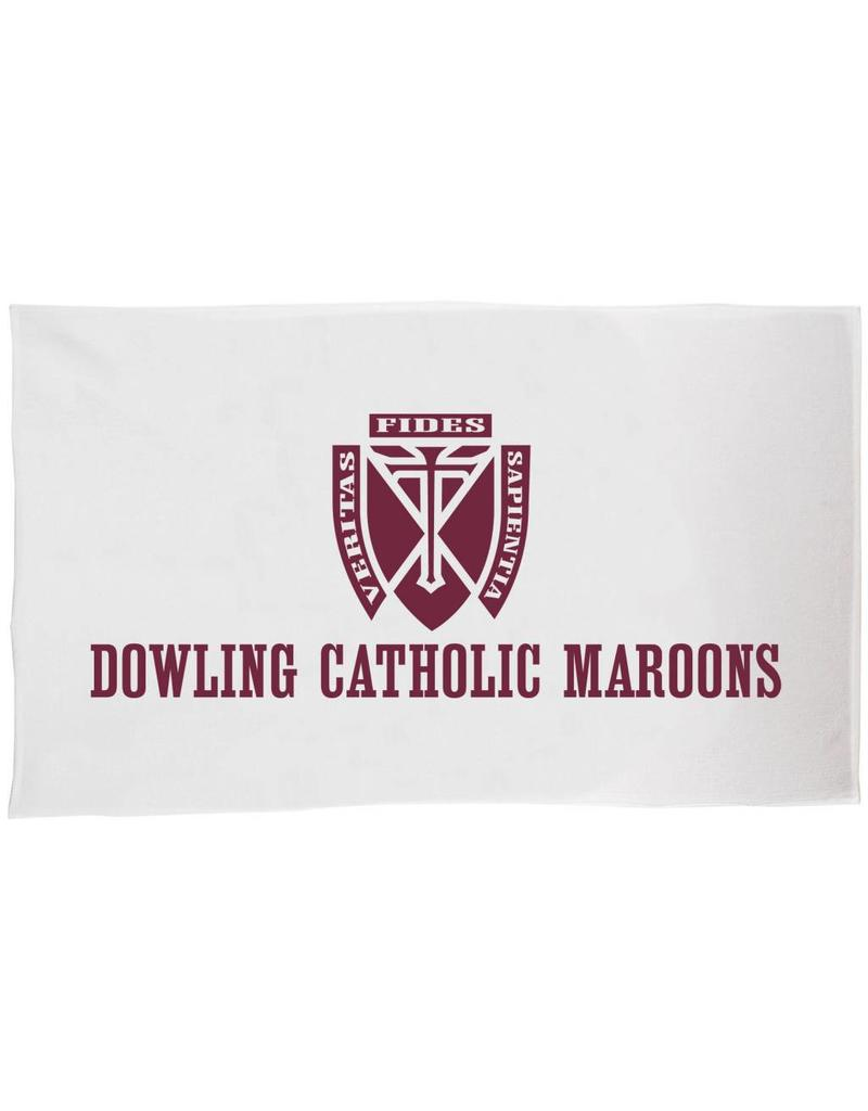 Accessories Dowling Catholic Beach Towel
