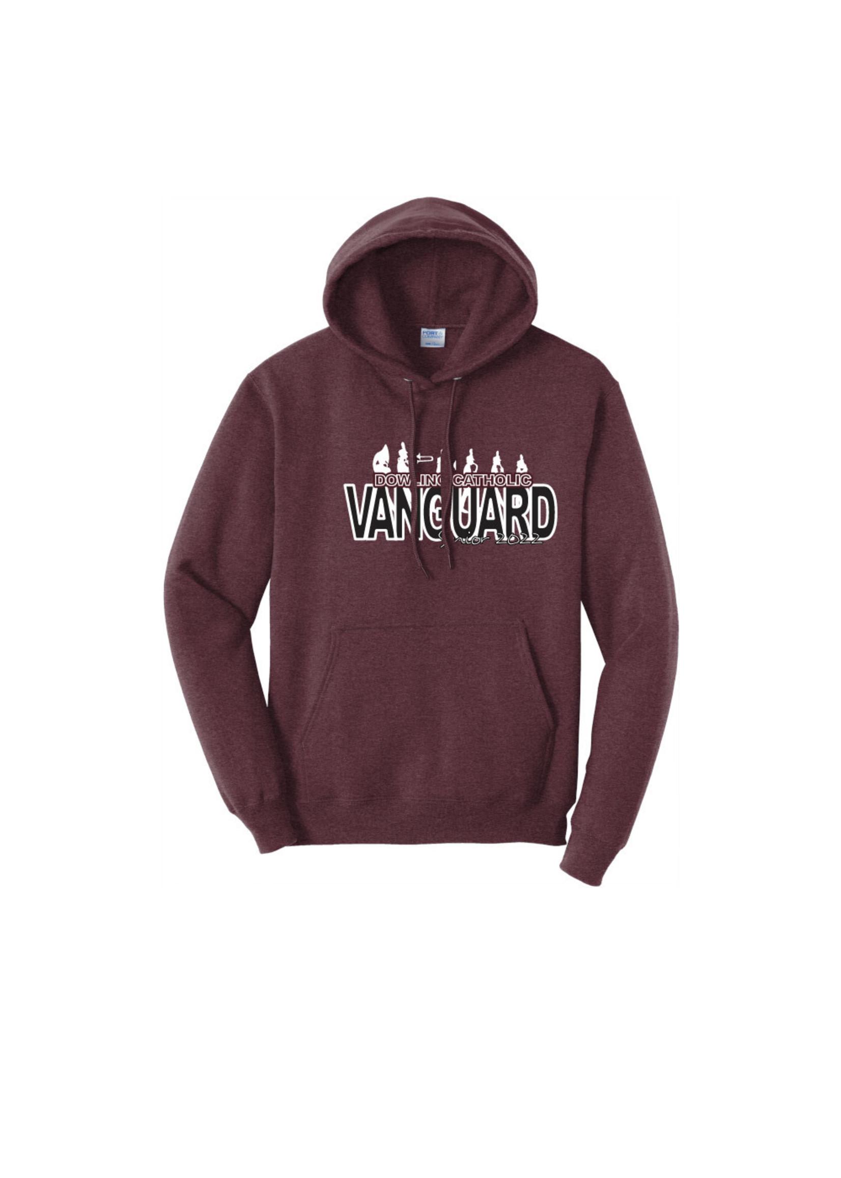 Port & Co. 2021 Vanguard  Hooded Sweatshirt