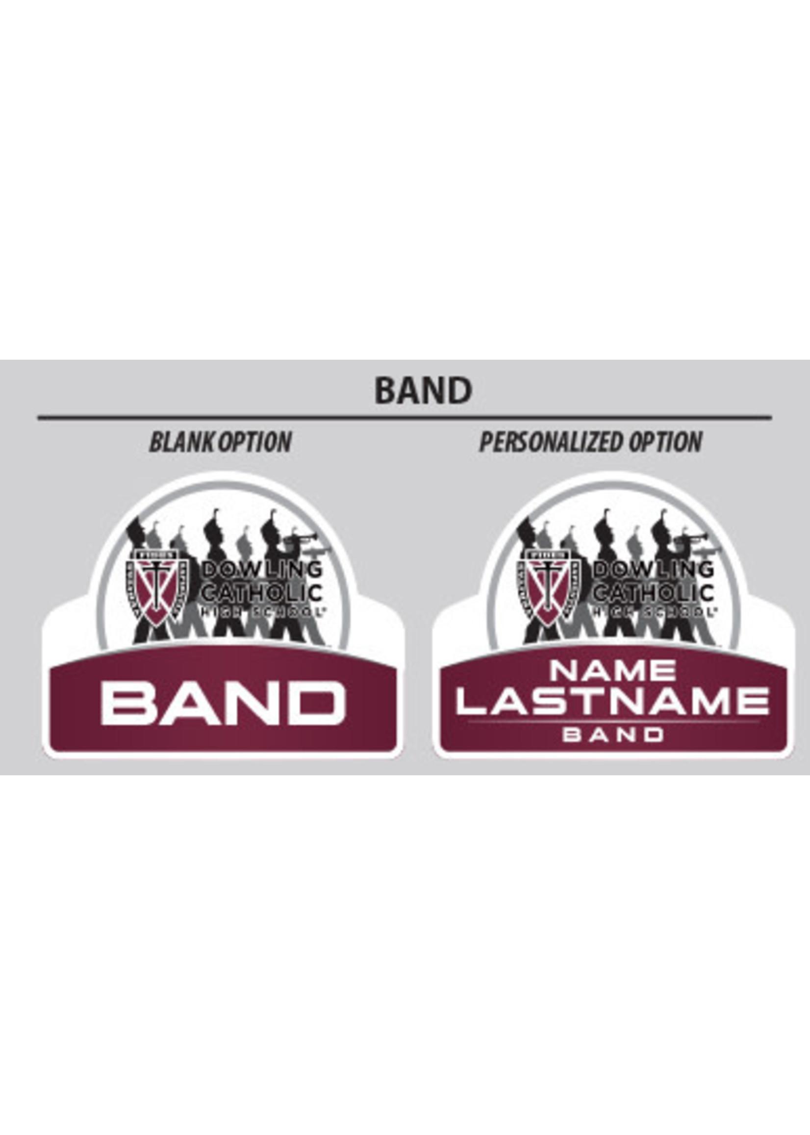 2021 Band Yard Sign