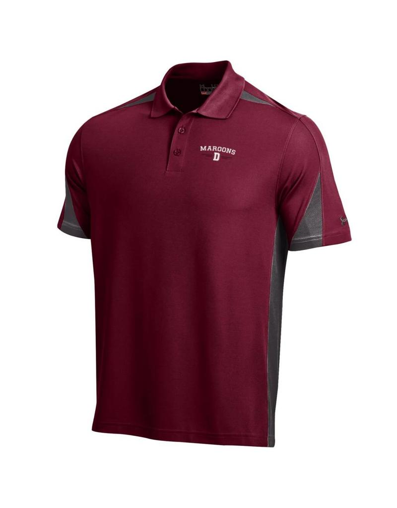 Under Armour Men's Under Armour Impact Colorblock Polo