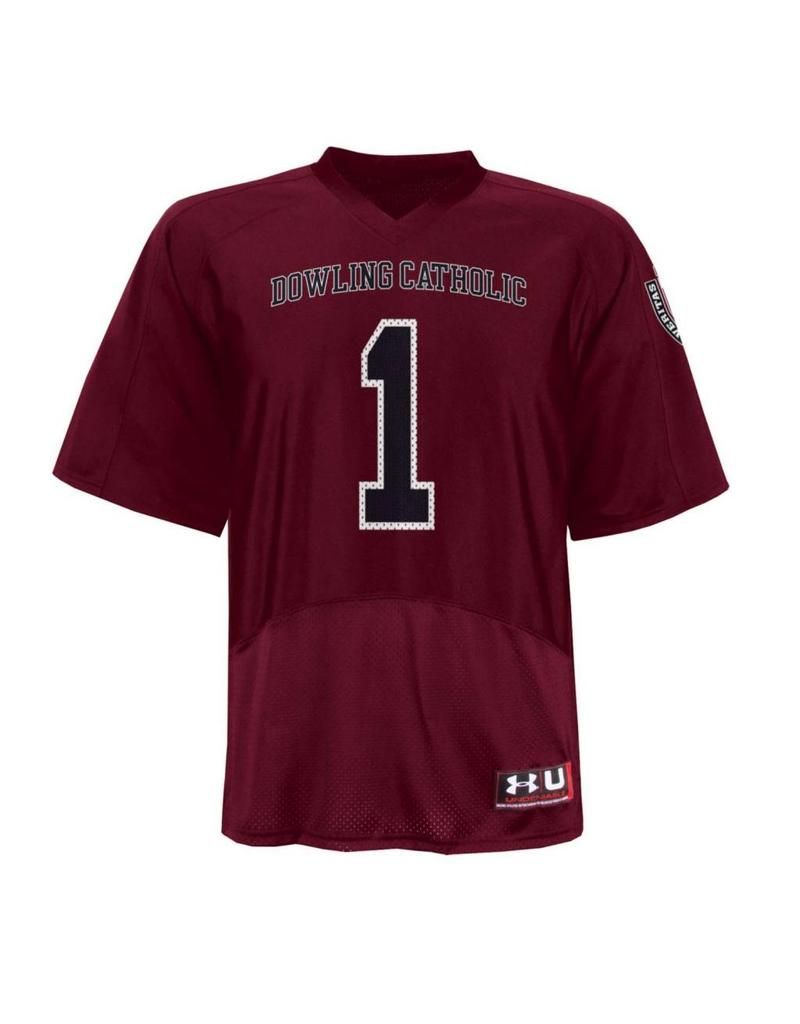 Under Armour Youth Under Armour  Football Jersey