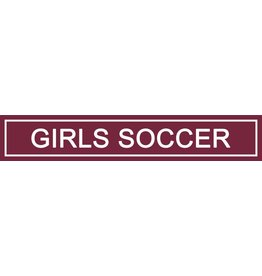 Spirit Signs Spirit Sign Girls Soccer Rider