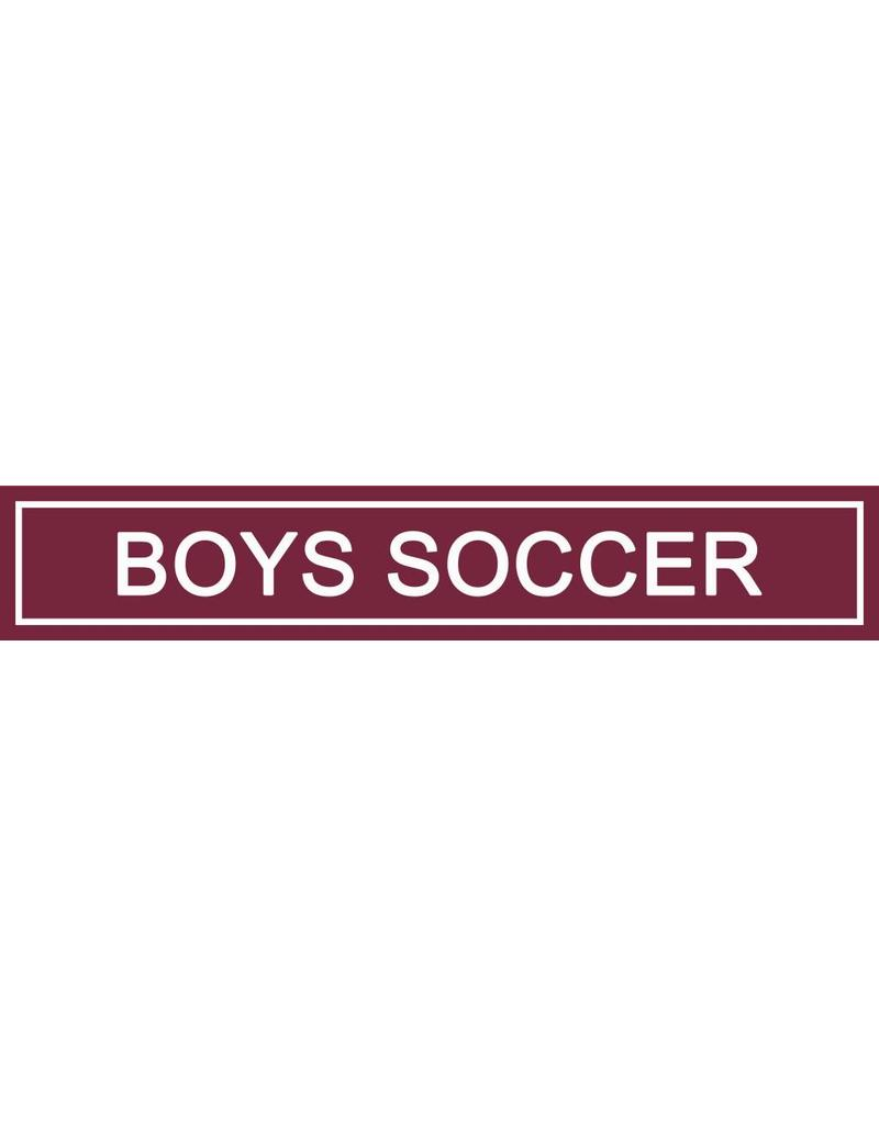 Spirit Signs Spirit Sign Boys Soccer Rider