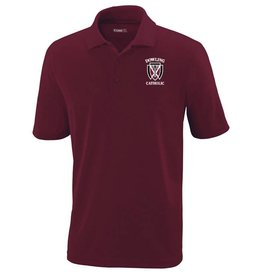 Core EXTENDED Men's Short Sleeve Performance Polo EXTENDED SIZES - ONLINE