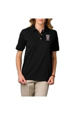 Core Women's Short Sleeve Cotton Polo EXTENDED SIZE - ONLINE