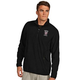 Antiqua Men's Micro Fleece 3/4 Zip EXTENDED SIZE - ONLINE