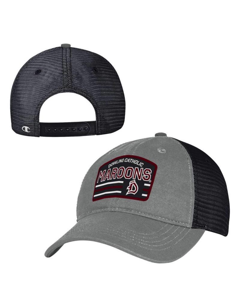 Champion Champion Trucker Mesh Cap - Dowling Catholic Campus Store 1215881c501
