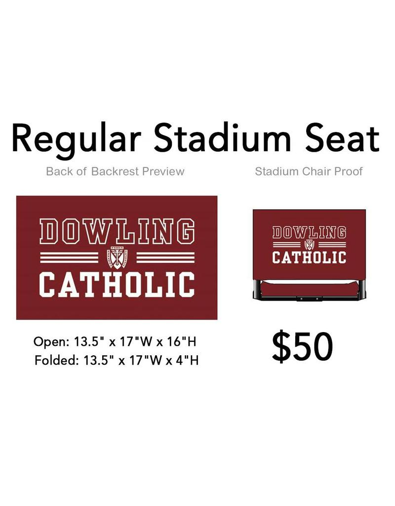 Accessories Stadium Seat - Regular