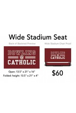 Accessories Stadium Seat - WIDE