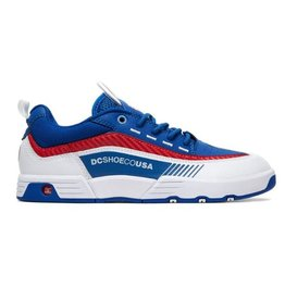 DC DC SHOES LEGACY 98 SLIM BLUE / RED / WHITE