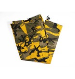 BLUETILE BLUETILE SURPLUS CARGO PANT STINGER YELLOW