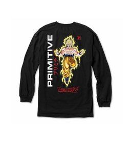PRIMITIVE PRIMITIVE X DBZ GOKU POWER UP LS BLACK