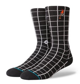 STANCE STANCE SOCKS NETWORK BLACK LARGE
