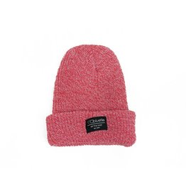 BLUETILE BLUETILE SURPLUS BEANIE RED