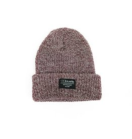 BLUETILE BLUETILE SURPLUS BEANIE BURGUNDY
