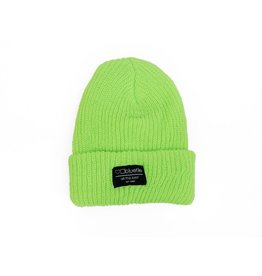 BLUETILE BLUETILE SURPLUS BEANIE HI-VIS GREEN