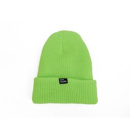 BLUETILE BLUETILE LOVE ALWAYS BEANIE HI-VIS GREEN