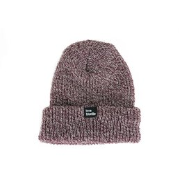 BLUETILE BLUETILE LOVE ALWAYS BEANIE BURGUNDY