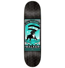 REAL REAL WALKER MATCHBOOK 8.06