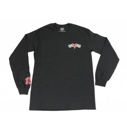 THRASHER THRASHER RACING LONG SLEEVE BLACK