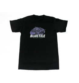 BLUETILE BLUETILE PURPLE LOBSTER T-SHIRT BLACK