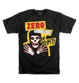 ZERO ZERO X MISFITS ZERO BUSINESS T-SHIRT BLACK