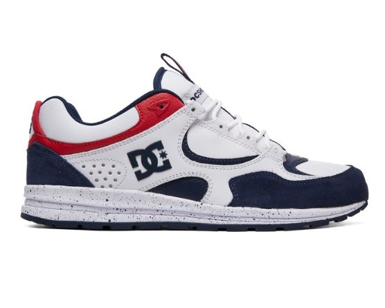 DC DC KALIS LITE WHITE / RED / BLUE