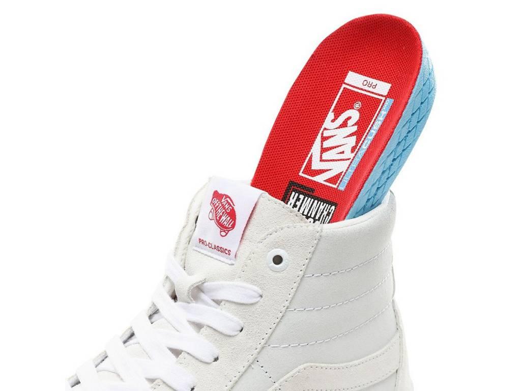 89cf09403c VANS SK8-HI PRO BMX SCOTTY CRANMER WHITE - Bluetile Skateboards