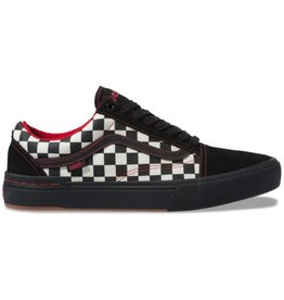 VANS VANS OLD SKOOL PRO BMX PERAZA BLACK CHECKER