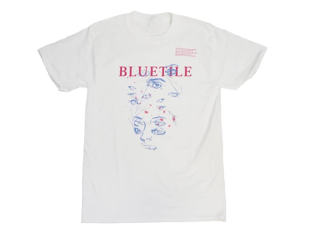 BLUETILE BLUETILE EYES T-SHIRT WHITE