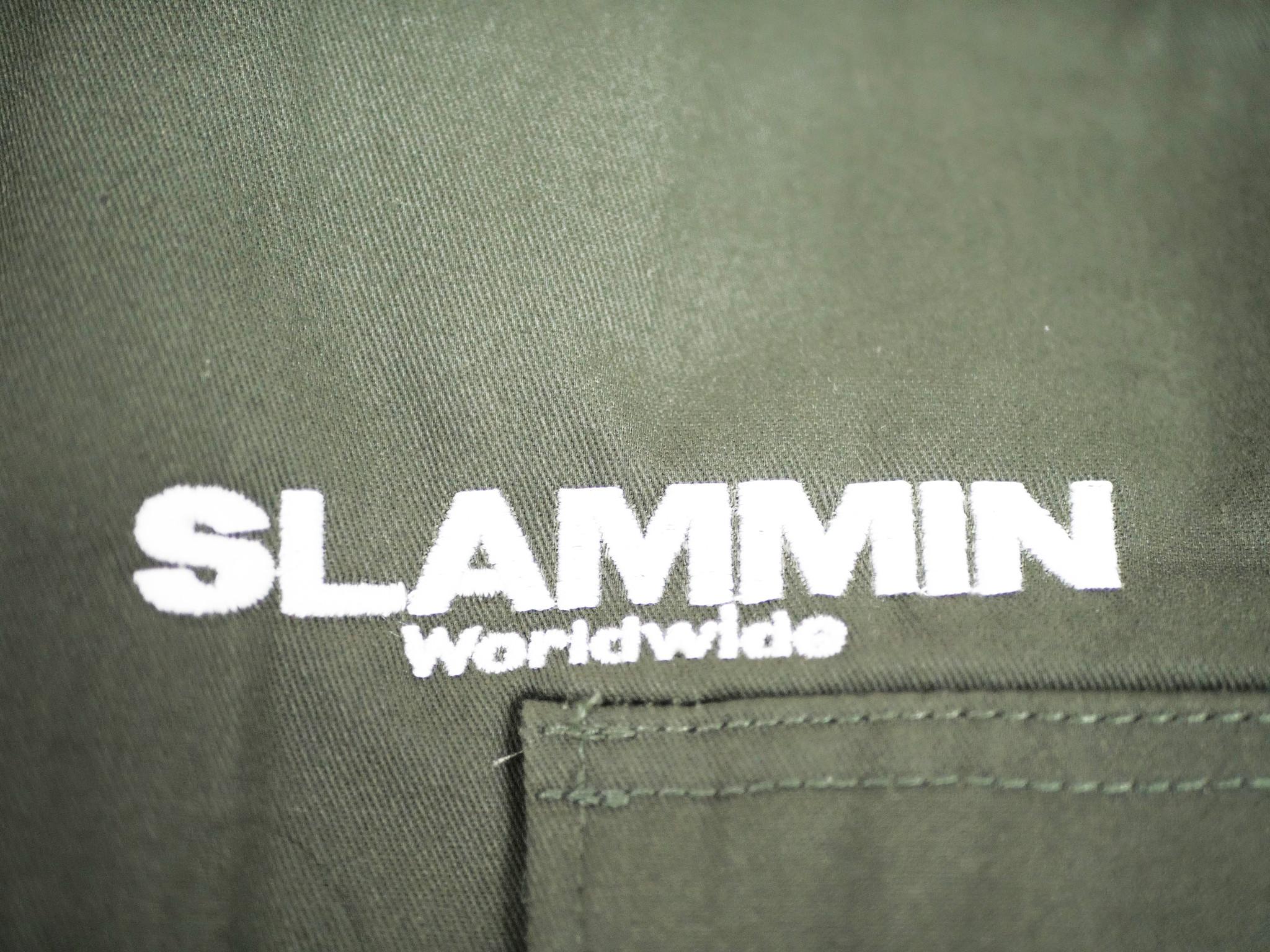 SLAMMIN SLAMMIN CARGO PANT OLIVE